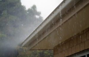 cincinnati gutters in rain
