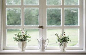 older home window