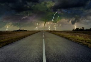 tornado and storms